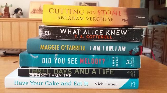 August books