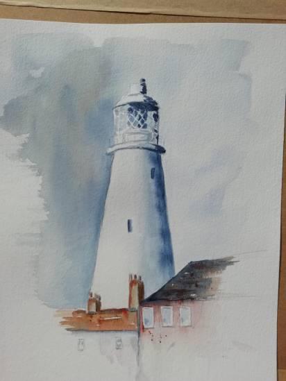 Lighthouse Southwold